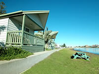 At Dunleith Tourist Park The Entrance Central Coast we cater for all styles of tourist park accommodation